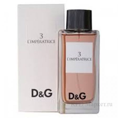 Dolce and Gabbana Anthology D&G 3 L'Imperatrice