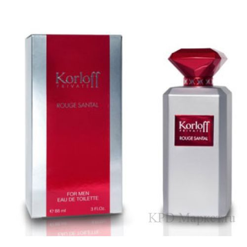 Korloff Paris Rouge Santal