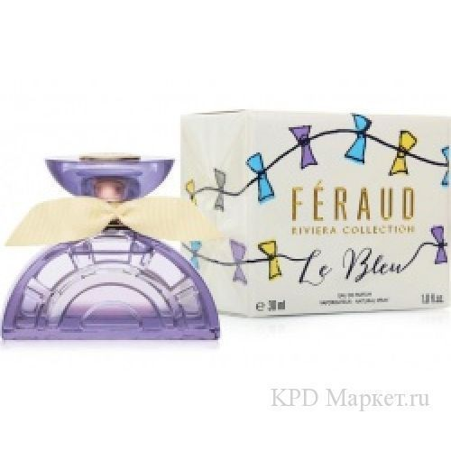 Louis Feraud Riviera Collection: Le Bleu
