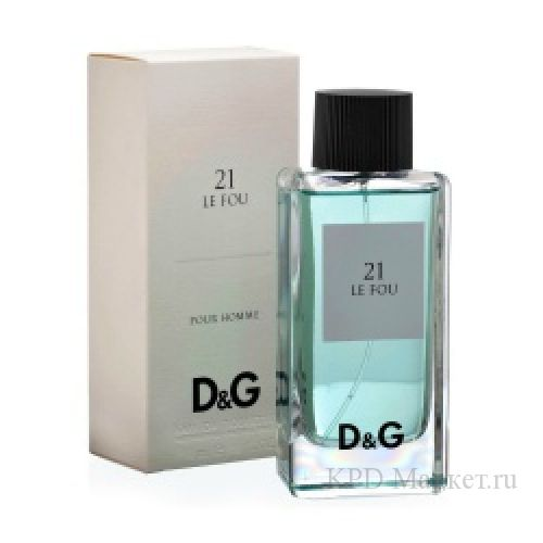 Dolce and Gabbana Anthology D&G 21 Le Fou