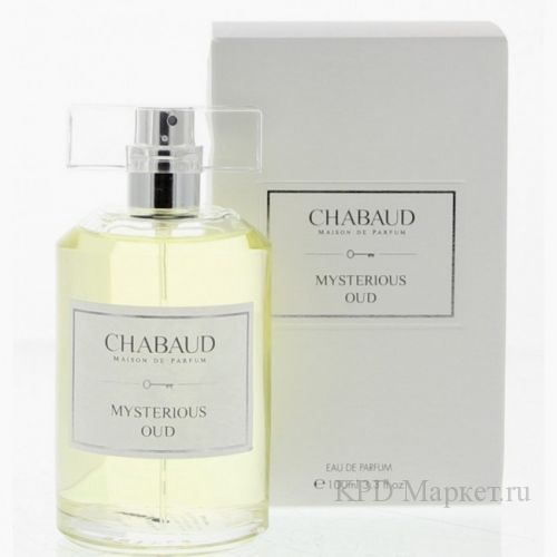 Chabaud Mysterious Oud