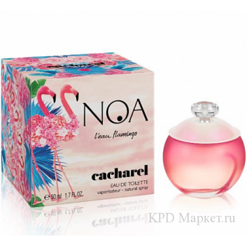 Cacharel Noa L`Eau Flamingo