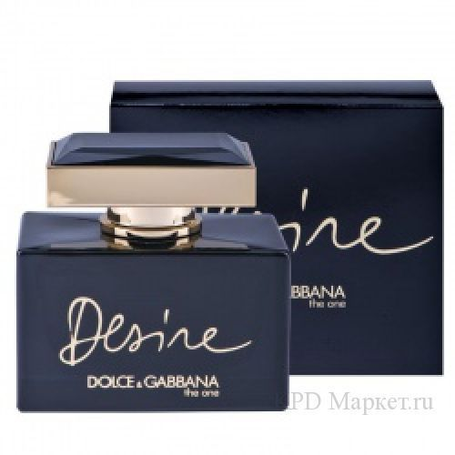 Dolce and Gabbana D&G The One Desire