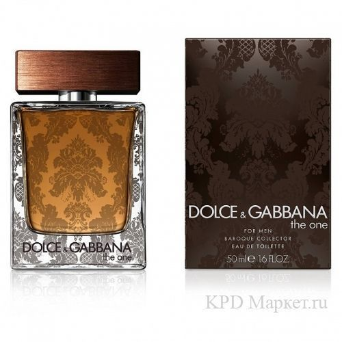 Dolce and Gabbana D&G The One Baroque For Men